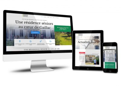 Résidence Foucaud, logements pour séniors autonomes